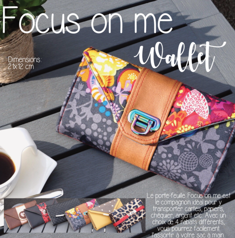 Focus on me wallet