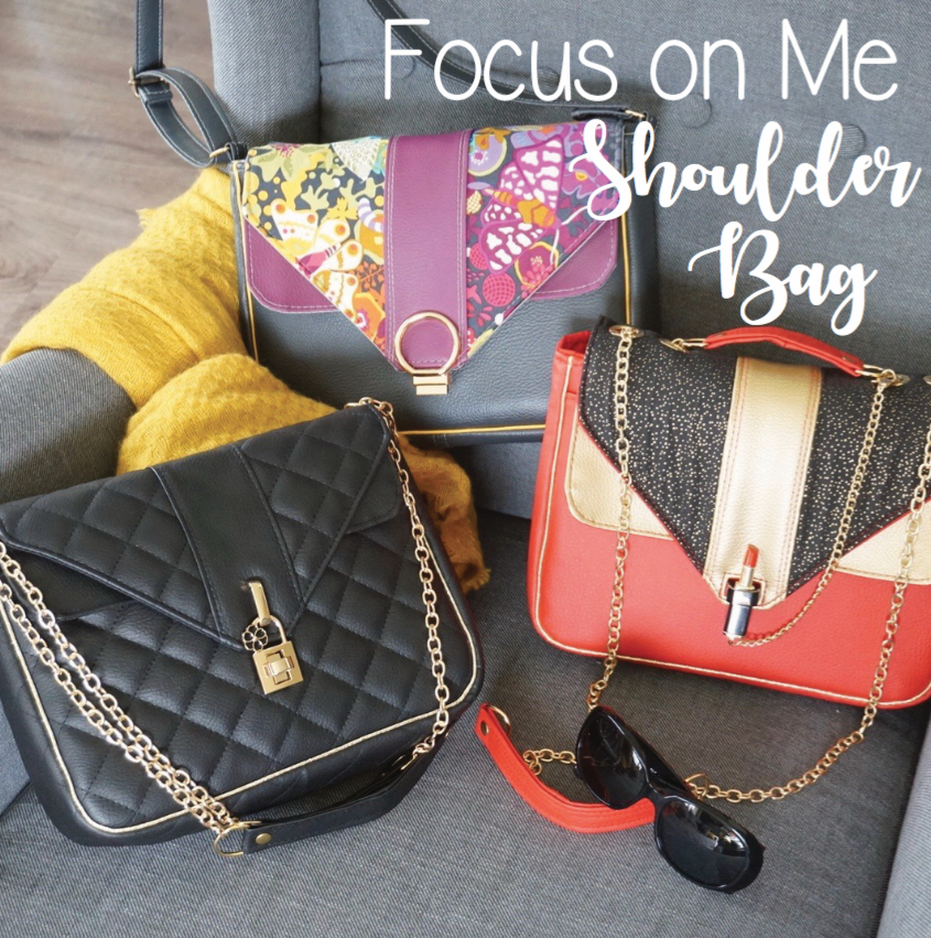 Focus on me Shoulder bag